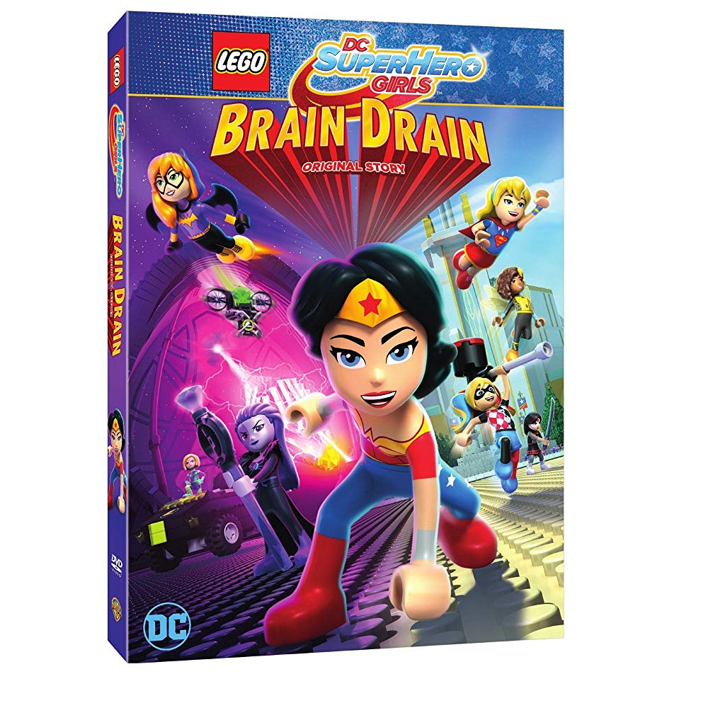 LEGO DC Super Hero Girls Brain Drain 2017 720p NF WEBRip DDP5 1 x264-NTG