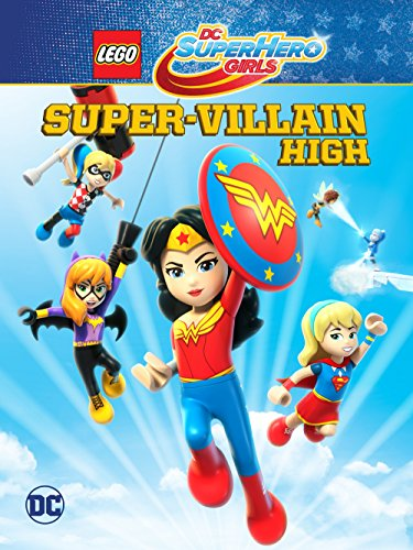 LEGO DC Super Hero Girls Super-Villain High 2018 1080p NF WEB-DL DDP5 1 x264-NTG