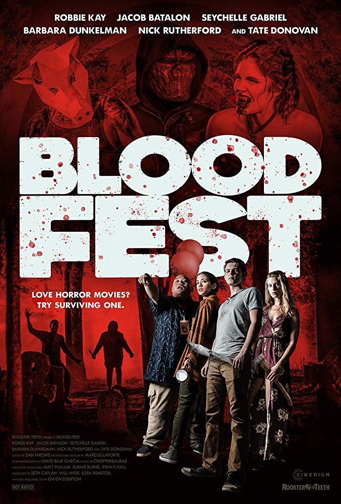Blood Fest 2018 HDRip XviD AC3-EVO