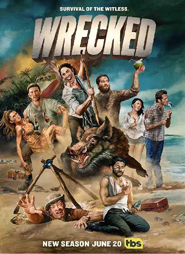 Wrecked S03E05 WEBRip x264-TBS