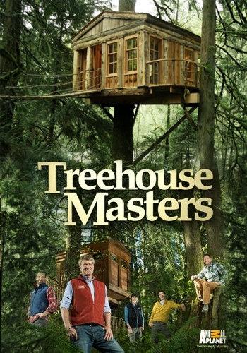 Treehouse Masters S11E05 Super Spy Treehouse WEB x264-CAFFEiNE