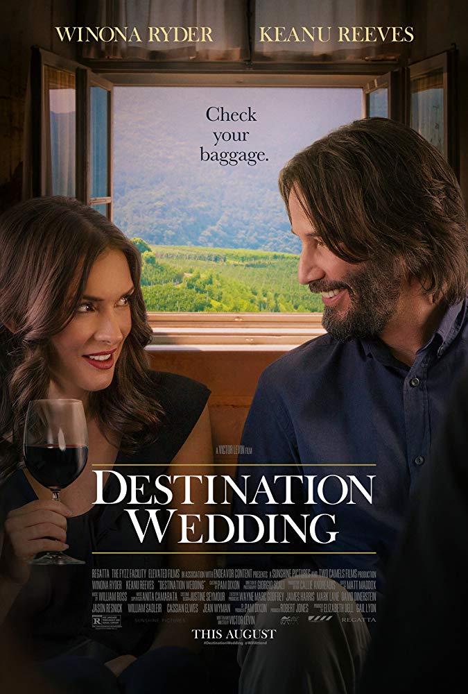 Destination Wedding 2018 720p WEB-DL x264 ESub MW