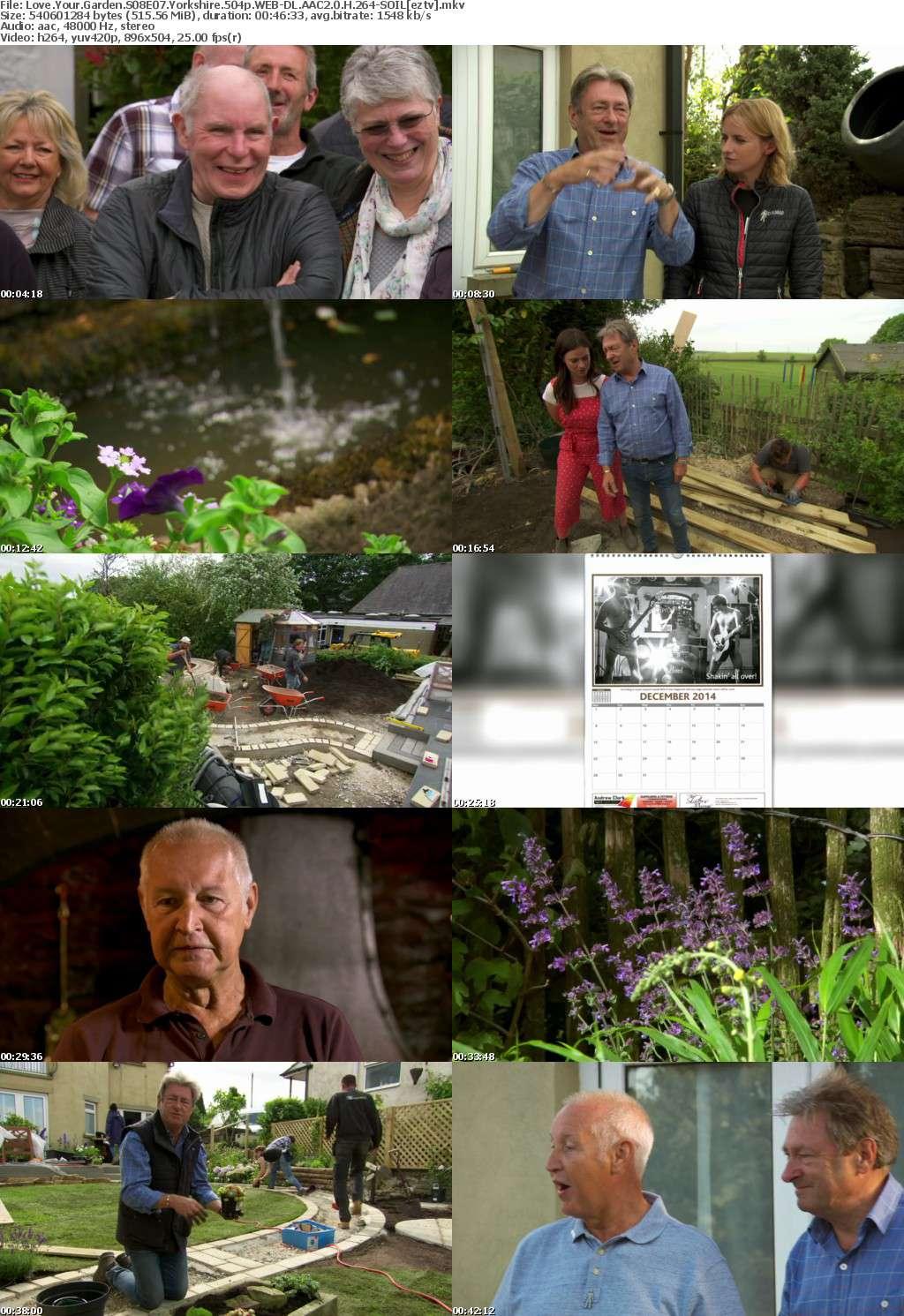 Love Your Garden S08E07 Yorkshire 504p WEB-DL AAC2.0 H264-SOIL