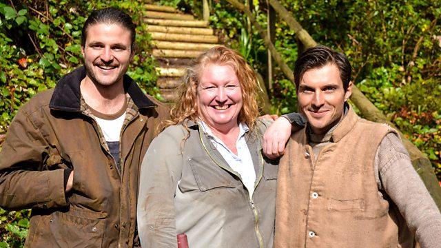 Garden Rescue S03E17 Lee on Solent 720p iP WEBRip AAC2 0 x264-SOIL