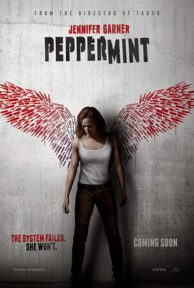 Peppermint (2018) HDTS XViD AC3-ETRG