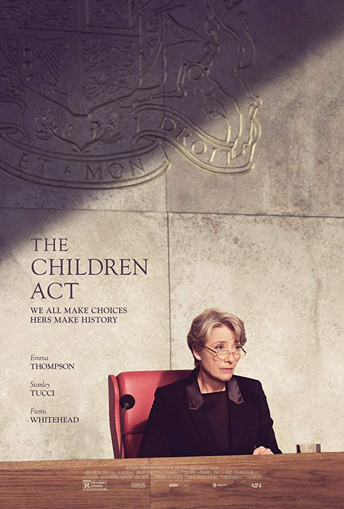 The Children Act (2018) HDRip AC3 X264-CMRG