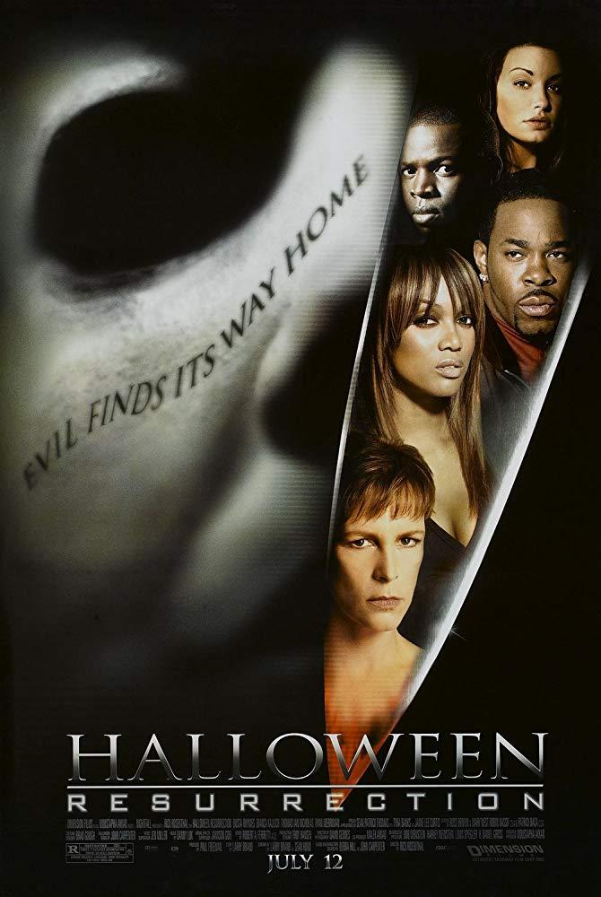 Halloween Resurrection (2002) - fiveofseven zombiRG
