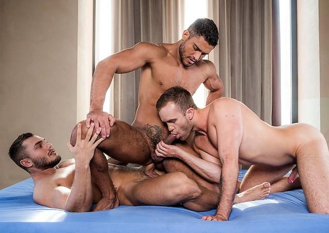 Brock Magnus, Diego Lauzen, And Jackson Radiz Flip-Fuck – Craving Raw Dick (Lucas Ent.)