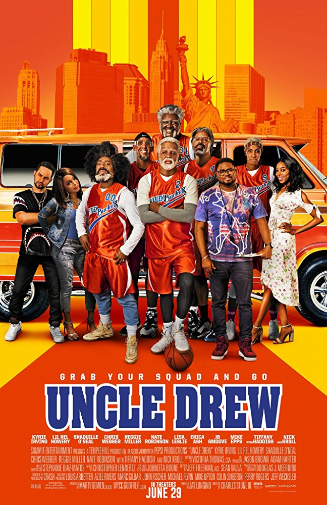 Uncle Drew 2018 BRRip XviD MP3-XVID