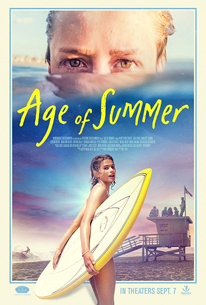 Age of Summer 2018 HDRip XviD AC3 LLG