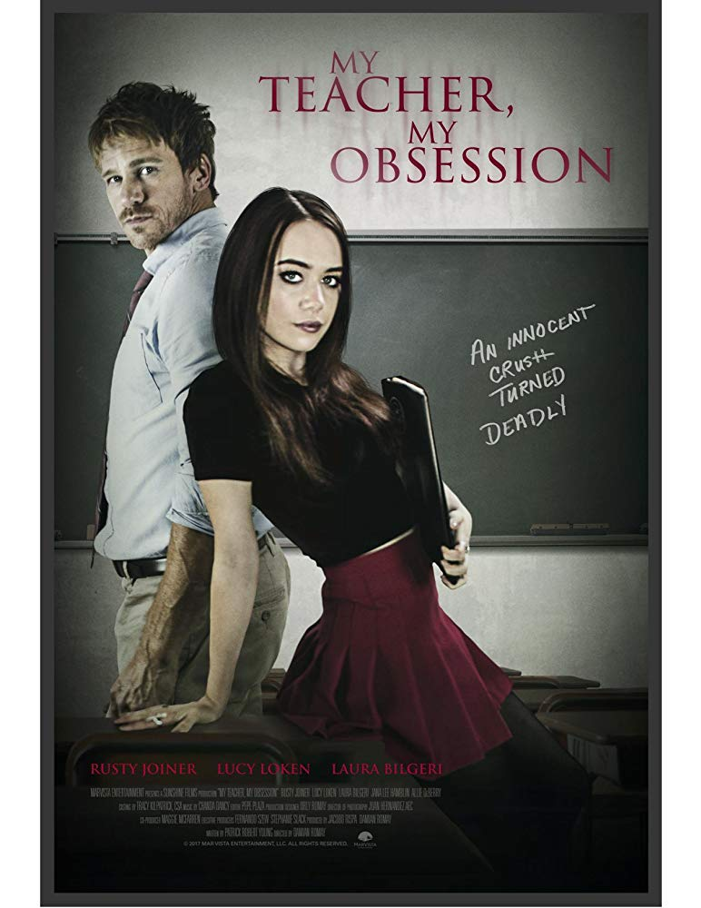 My Teacher My Obsession 2018 HDRip XvID-AVID