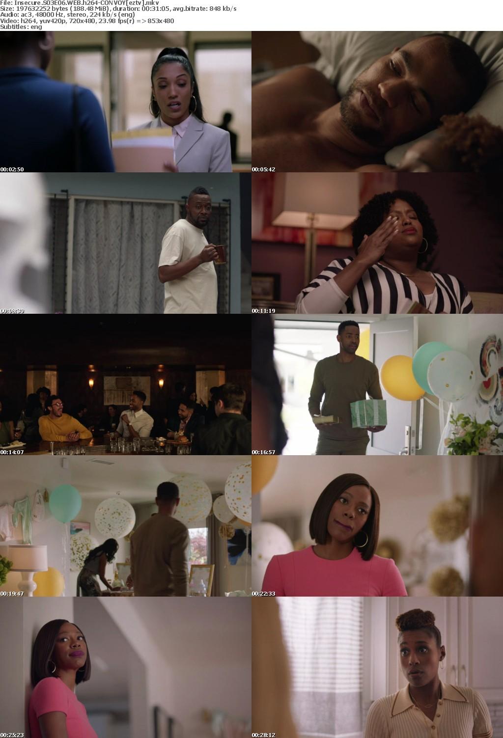 Insecure S03E06 WEB h264-CONVOY