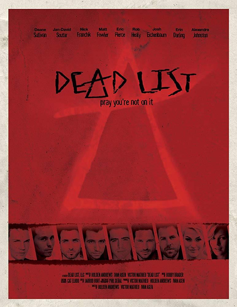 Dead List 2018 WEB-DL XviD MP3-FGT