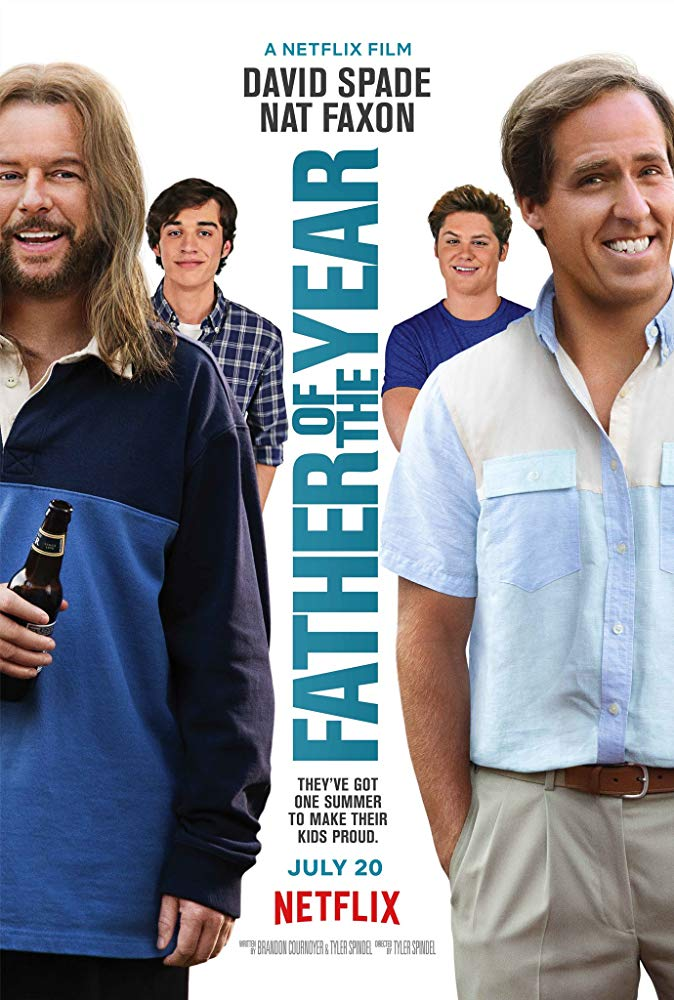 Father of the Year 2018 HDRip XviD AC3-EVO