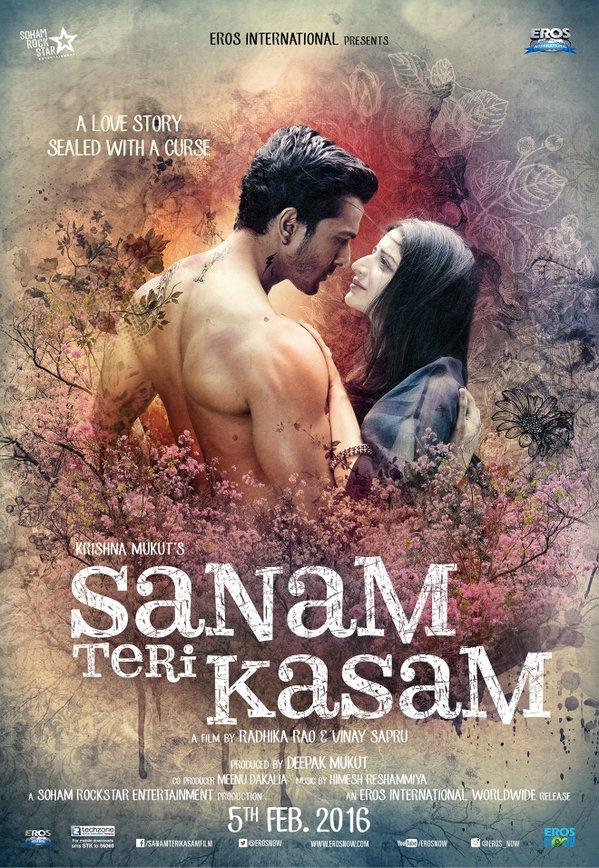 Sanam Teri Kasam 2016 BluRay Hindi 720p x264 AAC 5 1 ESub - mkvCinemas