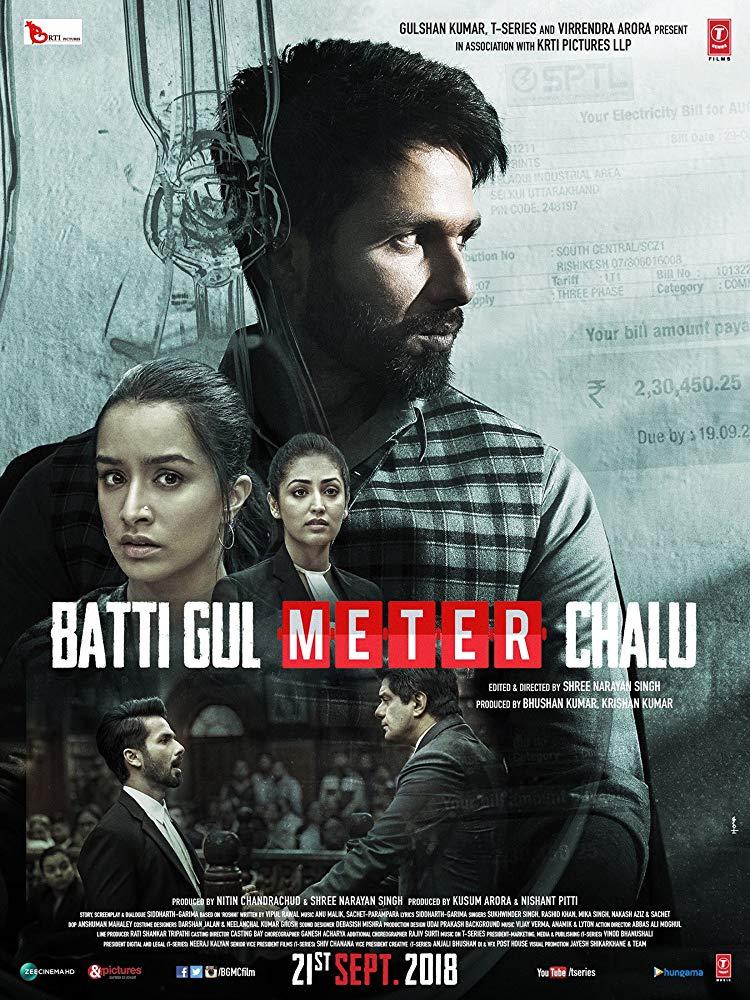 Batti Gul Meter Chalu 2018 Hindi PRE-H264-AC3 5 1-Zist