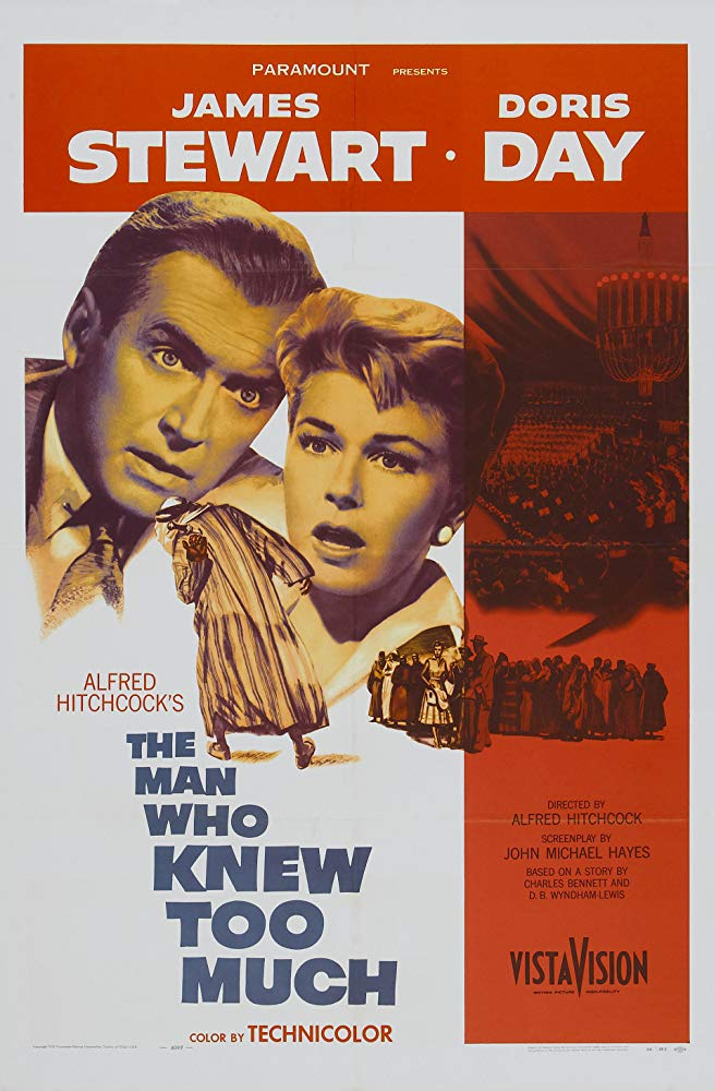 The Man Who Knew Too Much (1934) [BluRay] [720p] YIFY