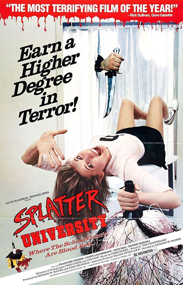 Splatter University 1984 1080p BluRay H264 AAC-RARBG