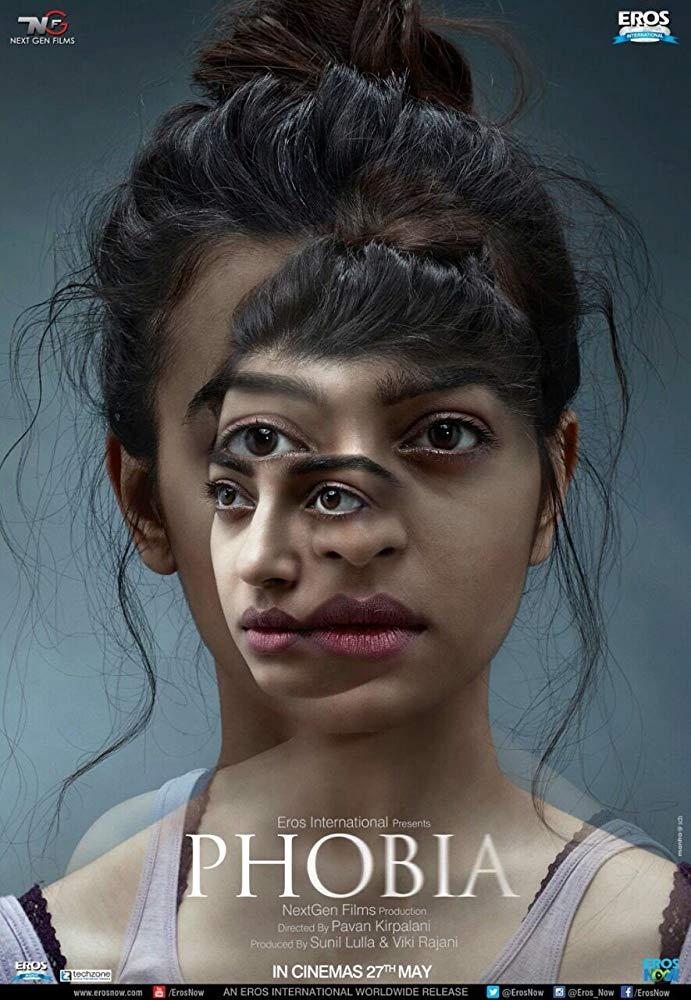 Phobia 2016 Hindi WebRip 720p x264 AAC 5 1 - mkvCinemas