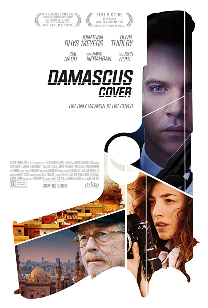 Damascus Cover 2017 BRRip XviD MP3-XVID