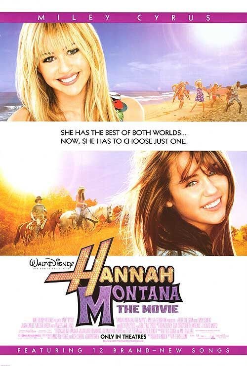 Hannah Montana The Movie 2009 720p BluRay x264-x0r