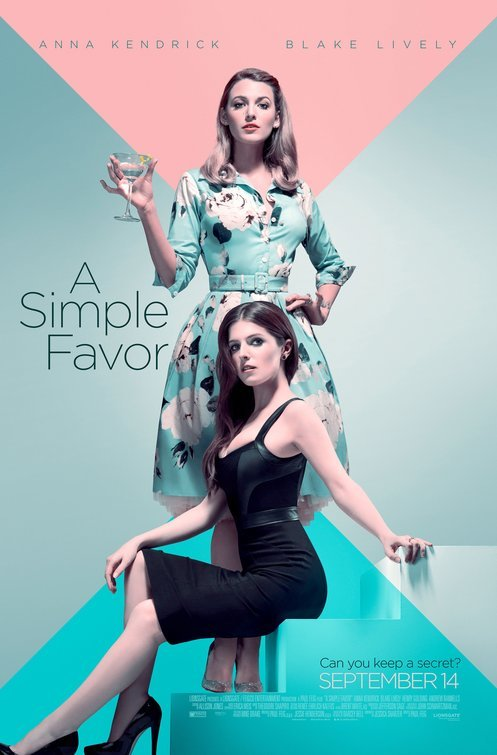 A Simple Favor (2018) HDTS x264-LOZEY