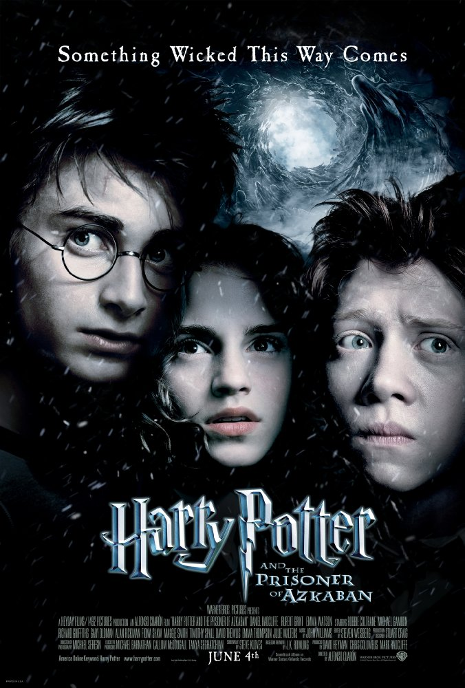 Harry Potter and the Prisoner Of Azkaban 2004 BRRip XviD-AVID