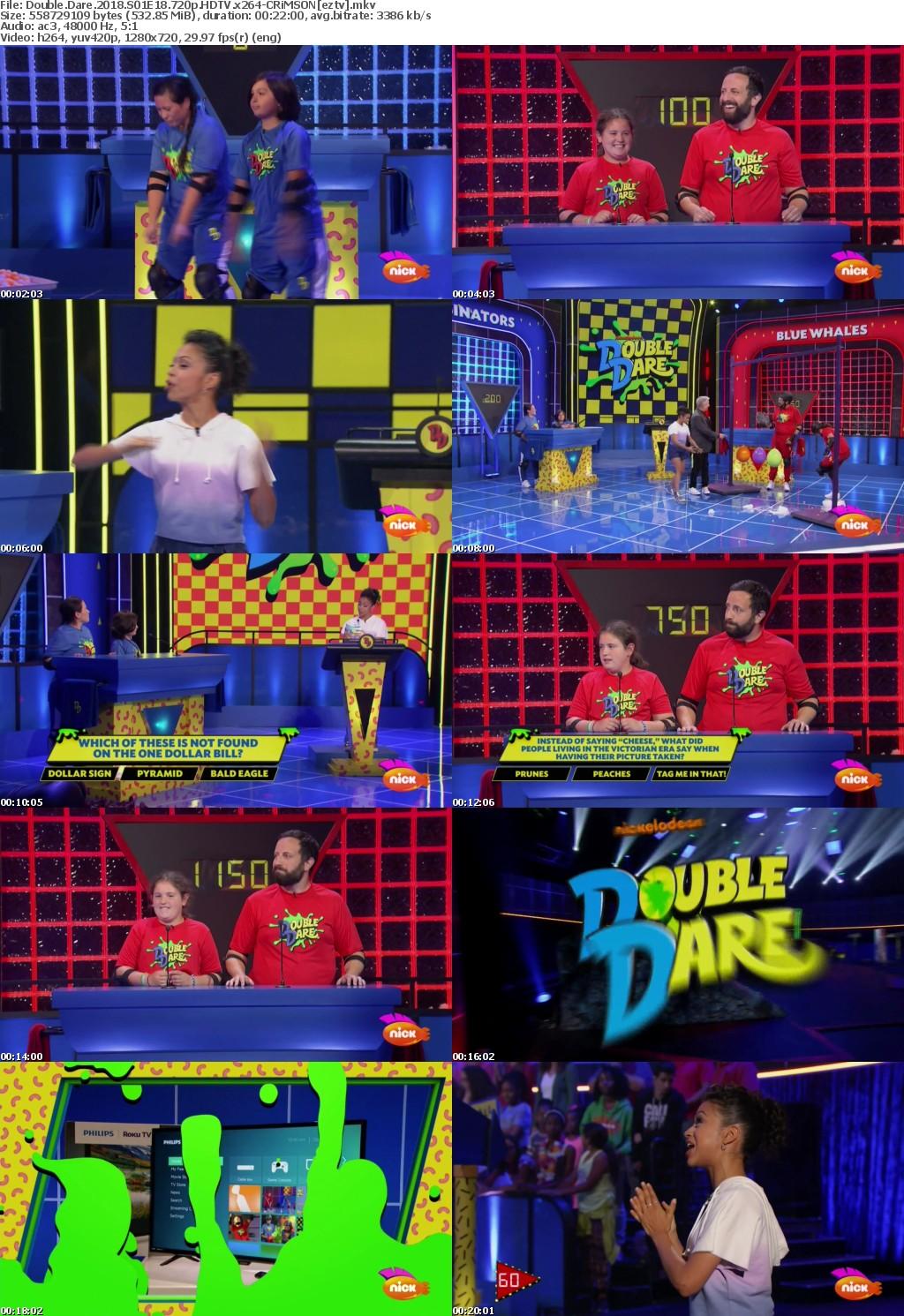 Double Dare 2018 S01E18 720p HDTV x264-CRiMSON