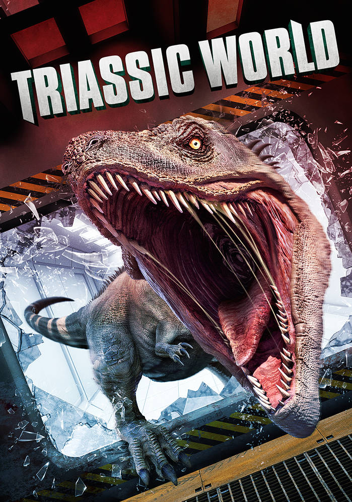 Triassic World (2018) 1080p BluRay x264 DTS MW