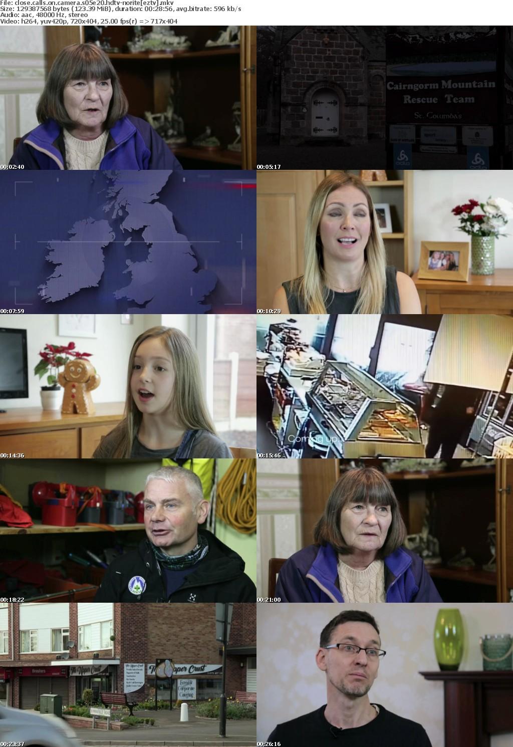 Close Calls On Camera S05E20 HDTV x264-NORiTE