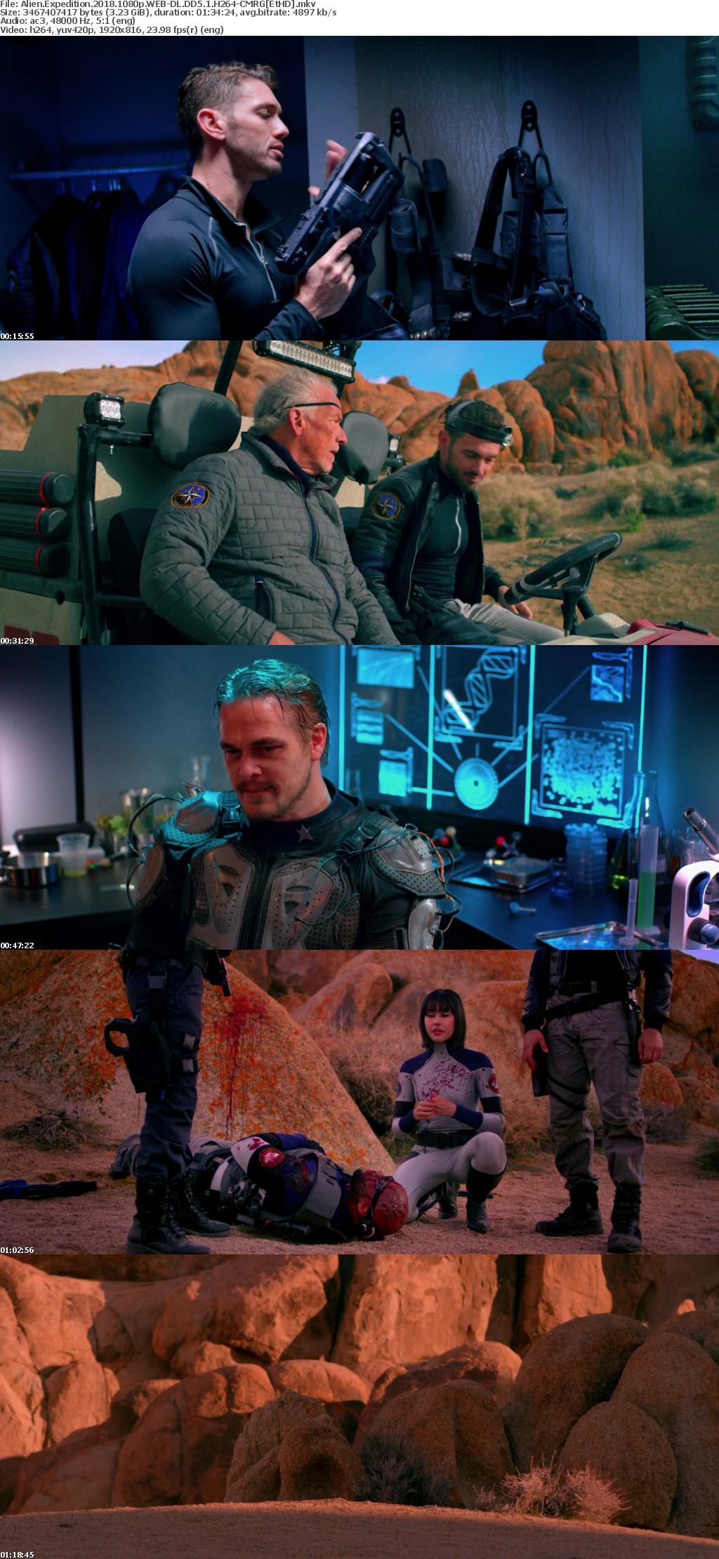 Alien Expedition 2018 1080p WEB-DL DD5 1 H264-CMRG[EtHD]