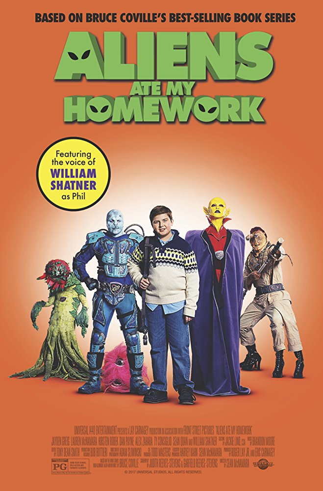 Aliens Ate My Homework 2018 BRRip XviD AC3-XVID