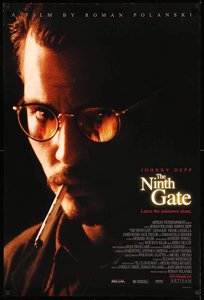 The Ninth Gate (1999) [BluRay] [720p] YIFY