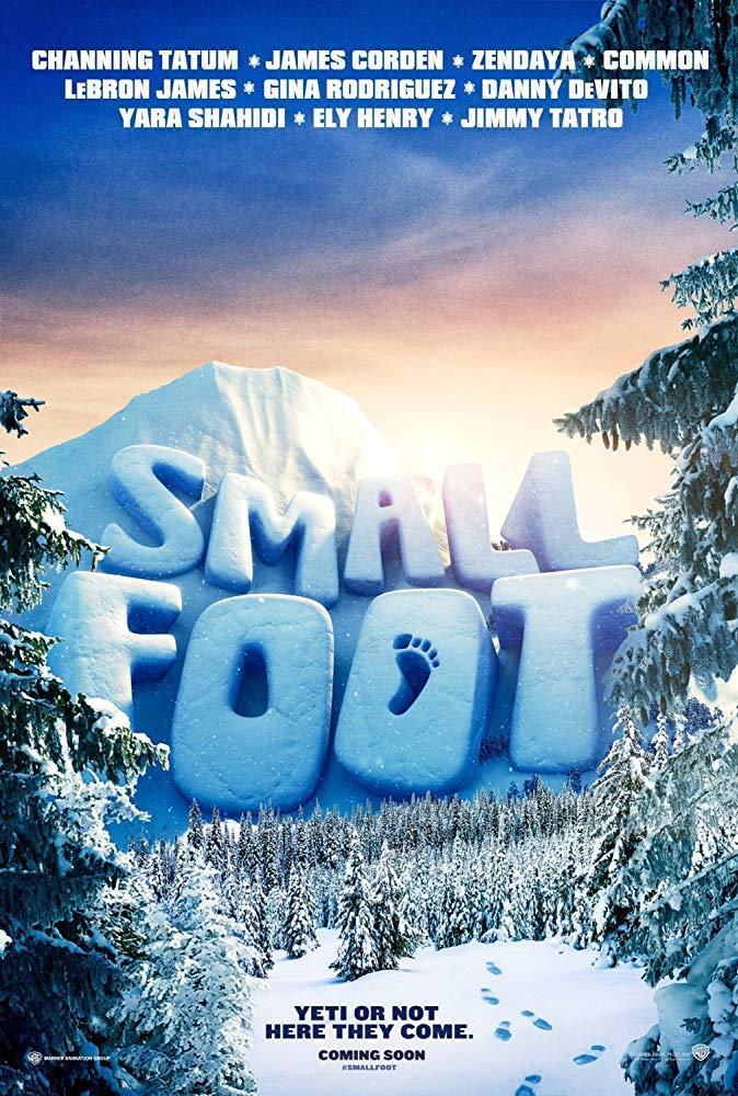 Smallfoot 2018 720p HDCAM x264 MW