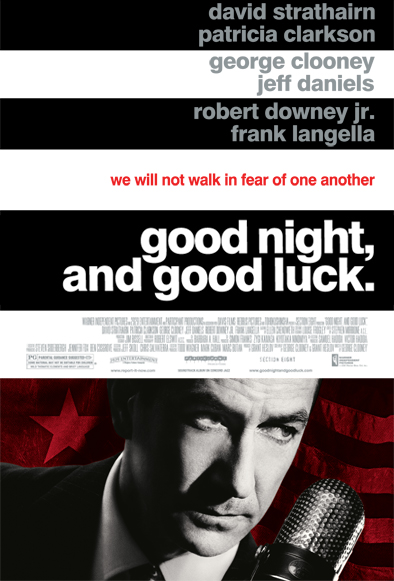 Good Night and Good Luck 2005 BRRip XviD MP3-XVID