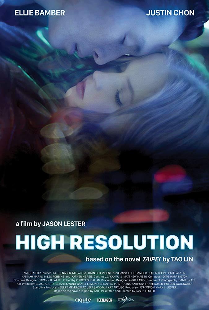 High Resolution (2019) [WEBRip] [720p] YIFY