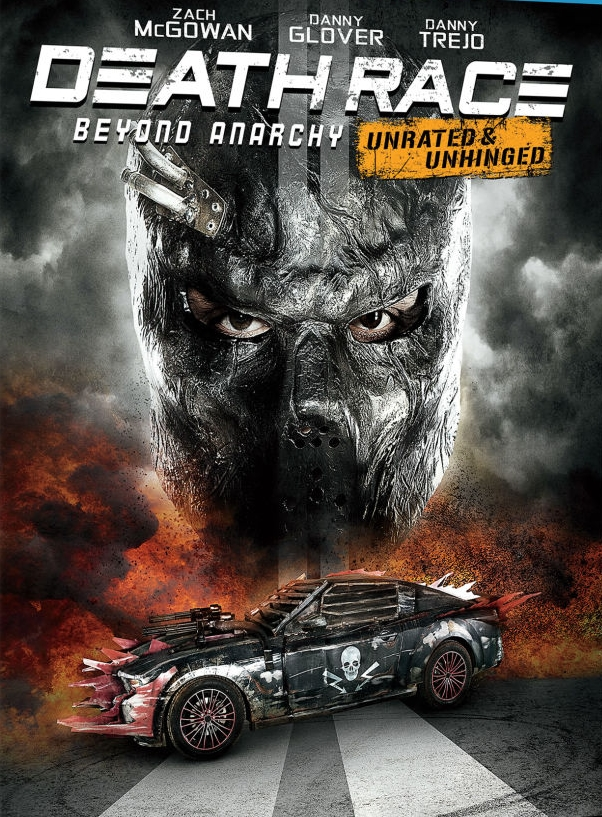 Death Race 4 Beyond Anarchy 2018 BRRip XviD MP3-XVID