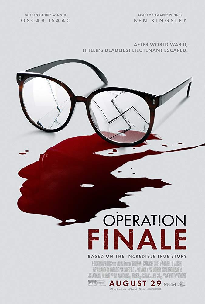 Operation Finale 2018 720p WEBRip X264-METCON