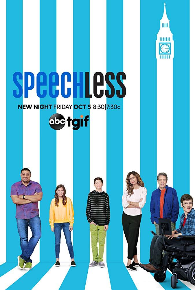 Speechless S03E01 720p HDTV x264-CRAVERS