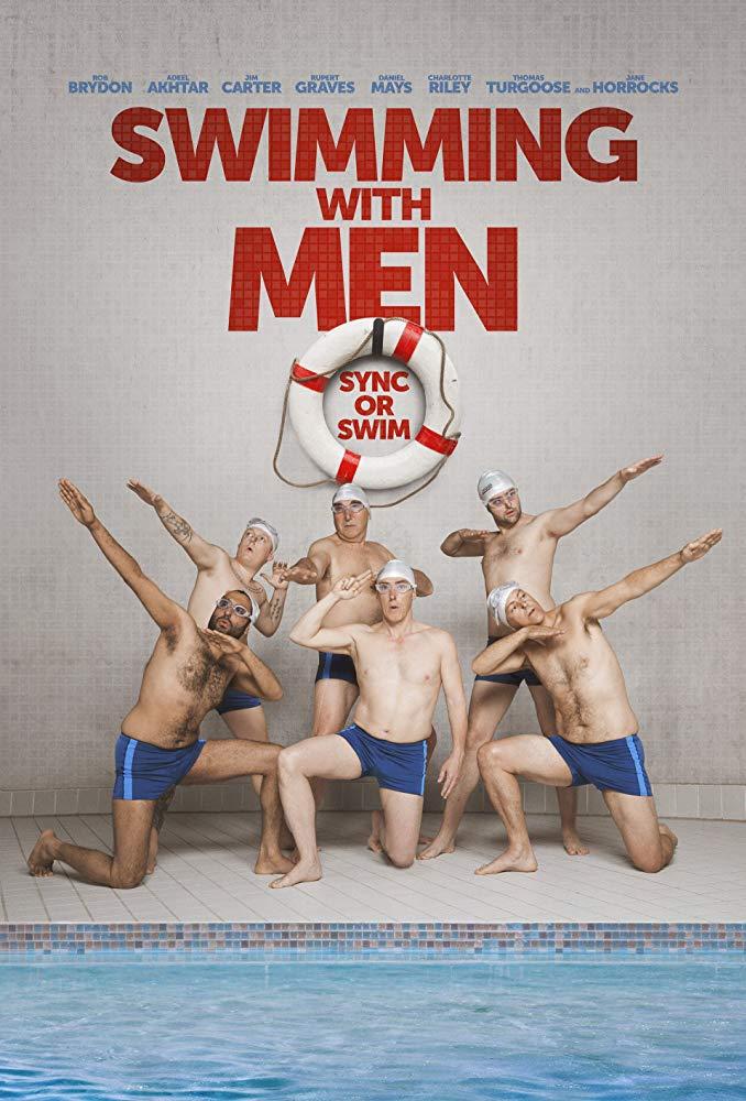 Swimming with Men 2018 BDRip XviD AC3-EVO