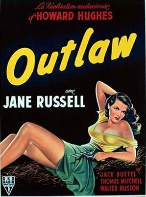 The Outlaw 1943 720p BluRay x264-SADPANDA
