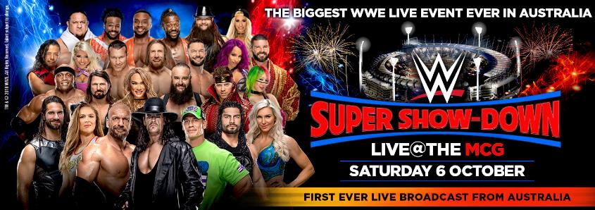 WWE Super Show-Down 6th October 2018 PPV WEBRip 480p-DLW
