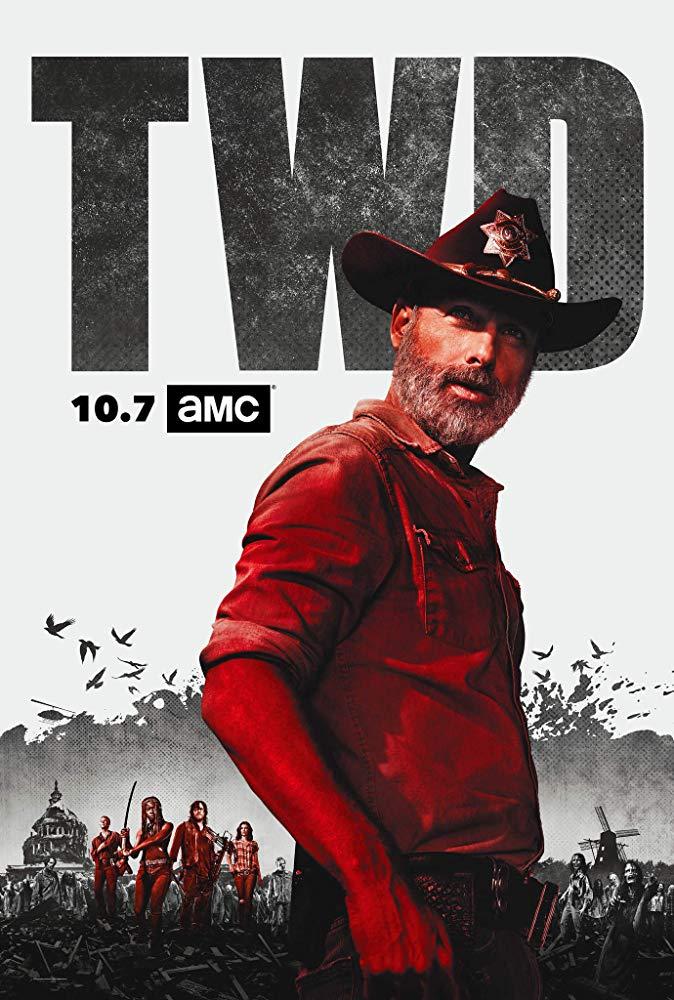 The Walking Dead S09E01 XviD-AFG