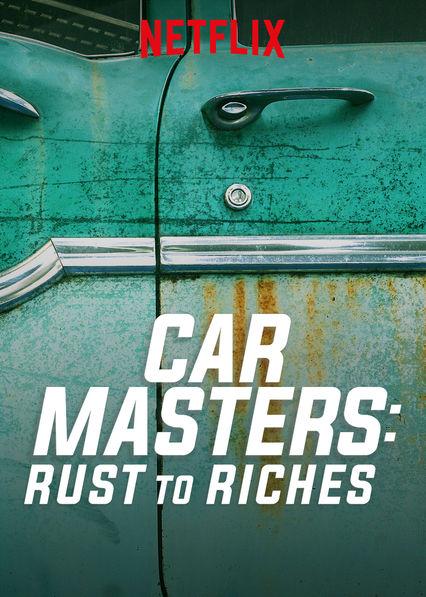 Car Masters Rust to Riches S01E01 WEB x264-CRiMSON
