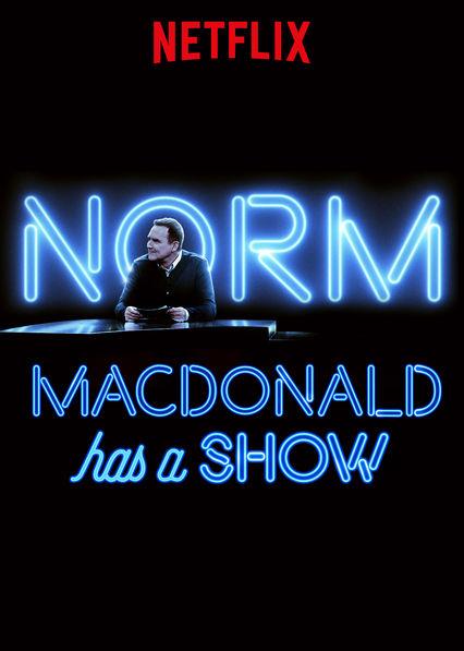 Norm Macdonald Has a Show S01E08 WEB x264-CRiMSON