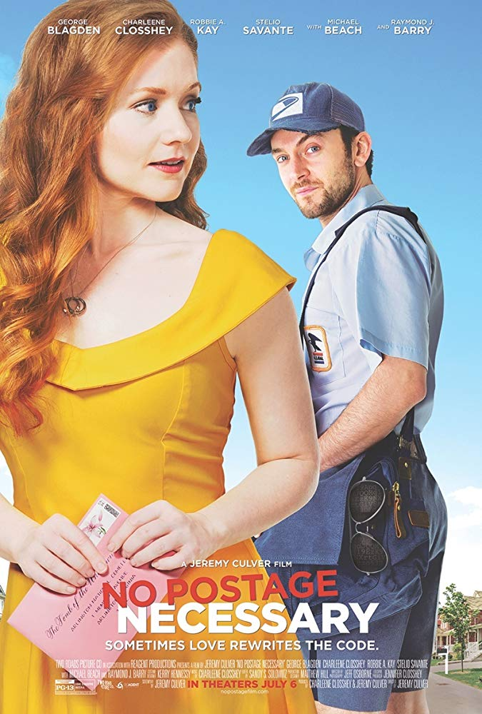 No Postage Necessary 2018 HDRip XviD AC3-EVO