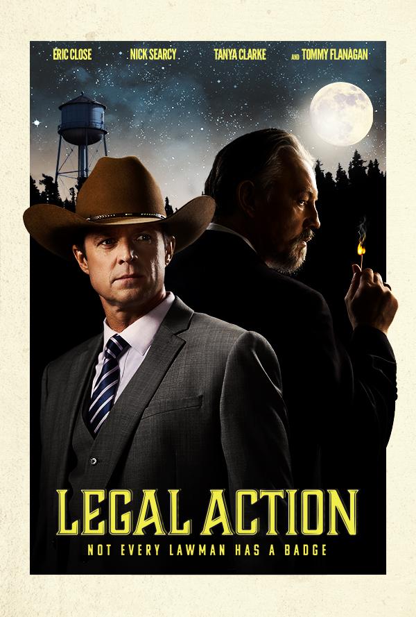 Legal Action 2018 HDRip AC3 X264-CMRG
