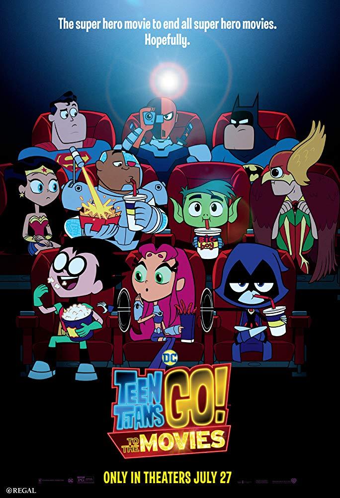 Teen Titans Go To the Movies 2018 HDRip XviD AC3-EVO