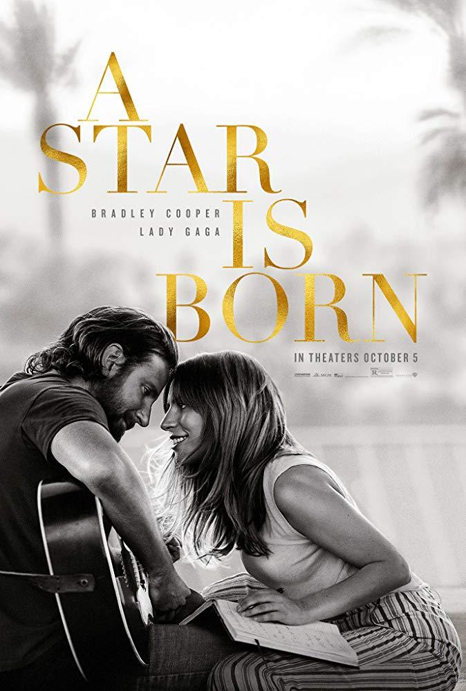 A Star Is Born (2018) English HDCAMRip - 720p -x264 -AAC 1 2GB SM