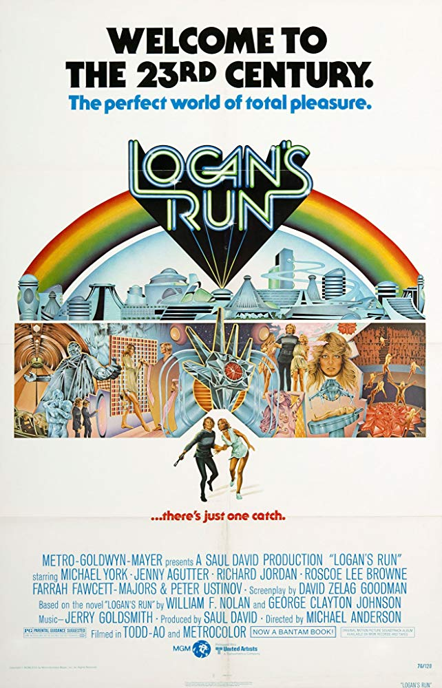 Logans Run 1976 1080p BluRay H264 AAC-RARBG